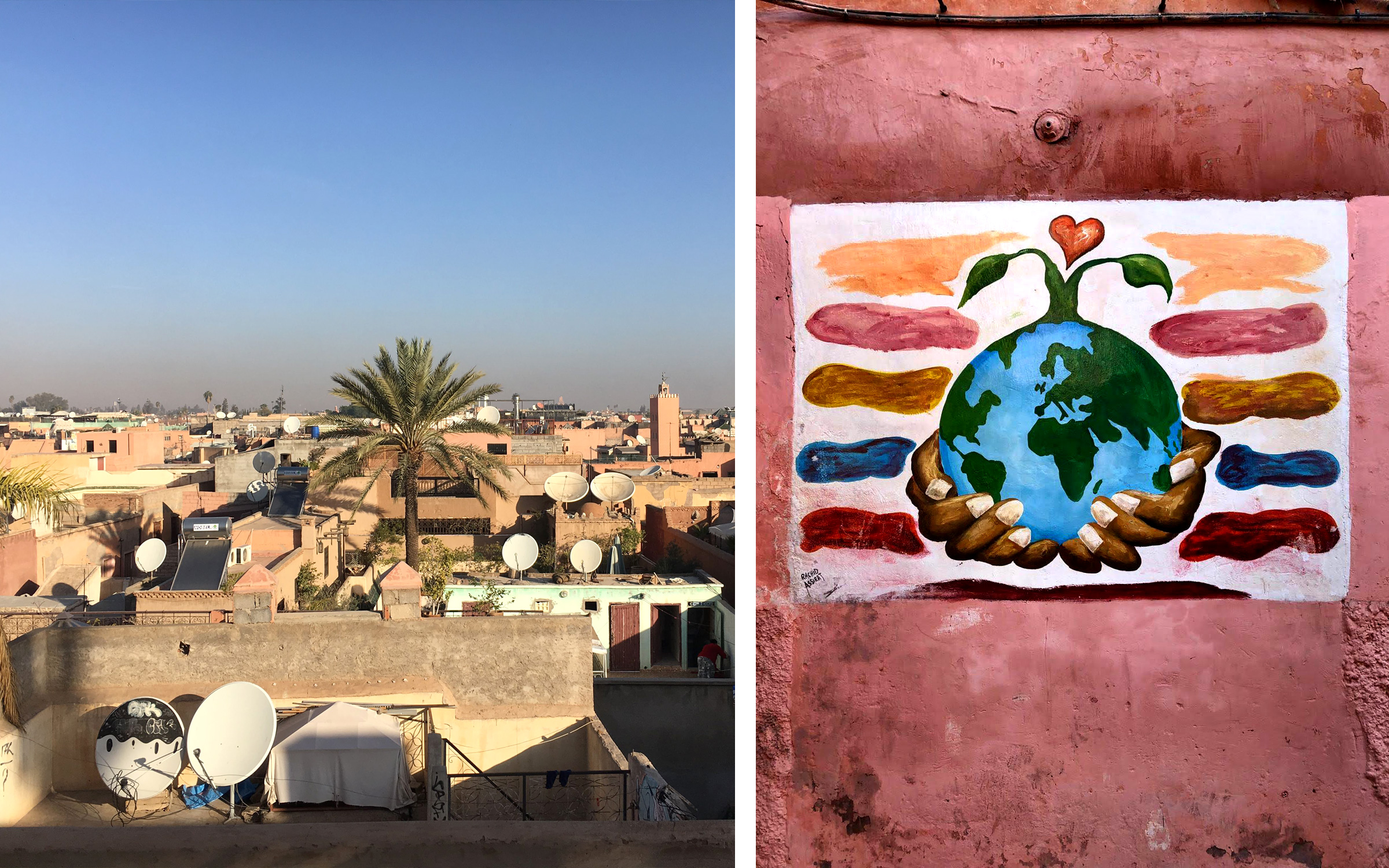 Marrakesch Inspiration