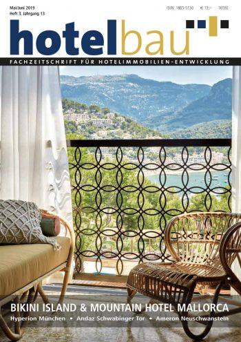 Presse Cover hotelbau