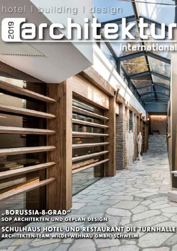Presse Cover architektur international