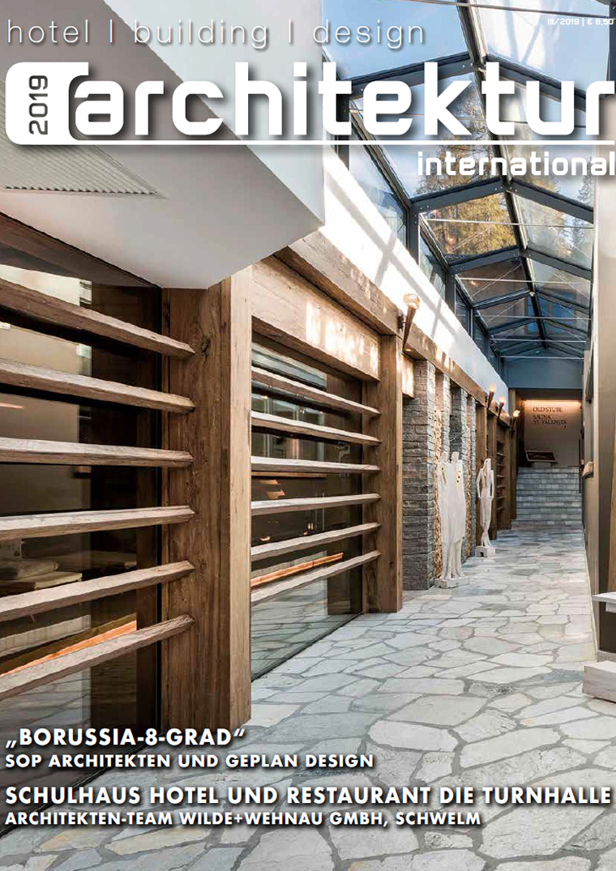 Presse Cover architektur international
