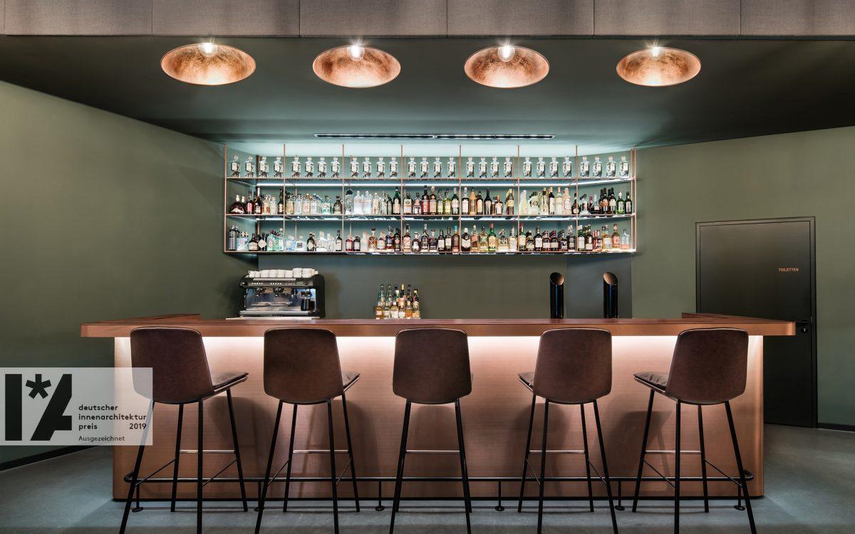 Eduard´s Bar – DIA wird in Berlin mit Deutschem Innenarchitektur ...